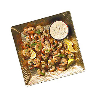 Grilled Shrimp Platter, Serves 10-15