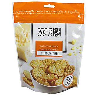 Ace Bakery Mini Crisps Aged Cheddar,125GR