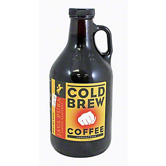 Java Pura Cold Brew 32oz, 32 oz