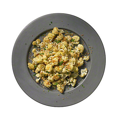 Toasted Truffle Cauliflower, Serves 6-8
