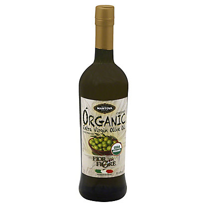 Fratelli Mantova Organic Extra Virgin Olive Oil, 25.5 oz