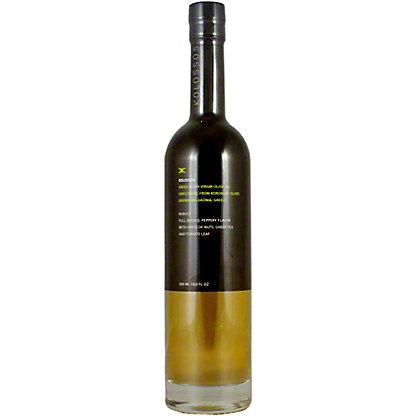 Kolossos Greek Extra Virgin Olive Oil Robust, 16.9 oz