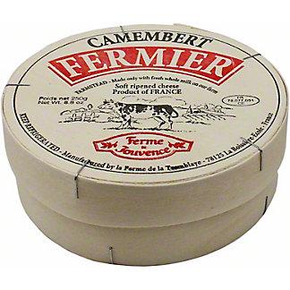 Ferme De Jouvence Camembert Fermier,250 G