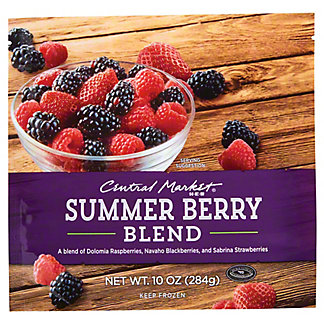 Central Market Berry Blend, 10 oz