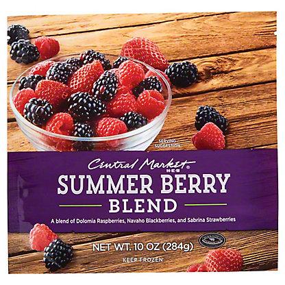 Central Market Berry Blend, 10 oz