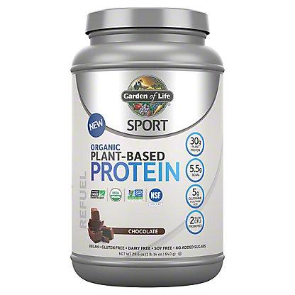 Garden of Life Sport Organic Protein Chocolate, 29.6 oz