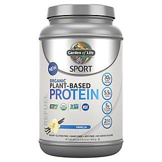 Garden of Life Sport Organic Protein Vanilla, 28.4 oz
