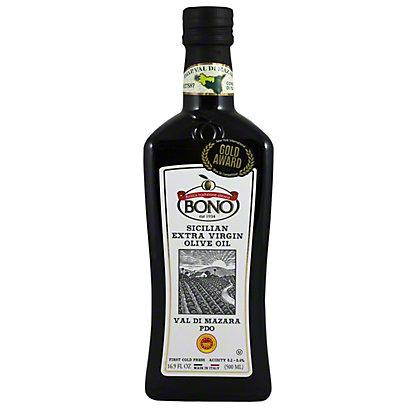 Bono Extra Virgin Olive Oil, 16.9 oz