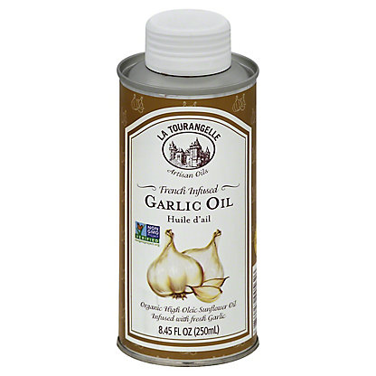 La Tourangelle Garlic Oil, 8.45 oz