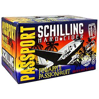 Schilling Passport Cider, 6 pk