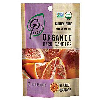 Go Naturally Organic Blood Orange Hard Candies, 3.5 oz