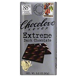 Chocolove Extreme 88% Bar, 3.2 oz