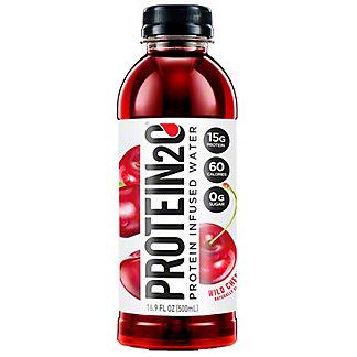 Protein2O Wild Cherry Protein Water,16.90 oz