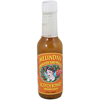 Melindas Scotch Bonnet Pepper Sauce,5.00 oz