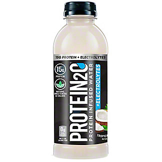 Protein2O Tropical Coconut Protein Water,16.9 oz