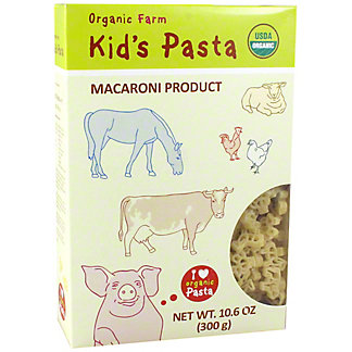 ALB GOLD ORG FARM KIDS PASTA