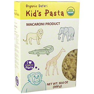 Alb-Gold Organic Safari Kid's Pasta, 10.6 oz