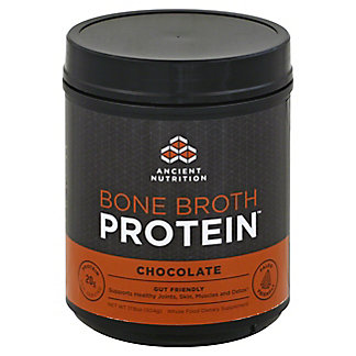 Ancient Nutrition Chocolate Bone Broth Protein,17.8 oz