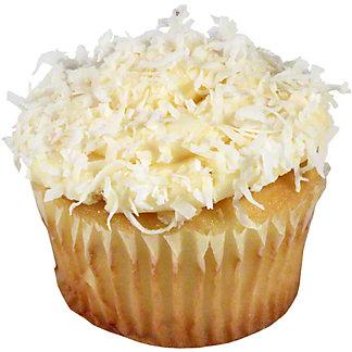 Central Market Coconut Cupcake, ea