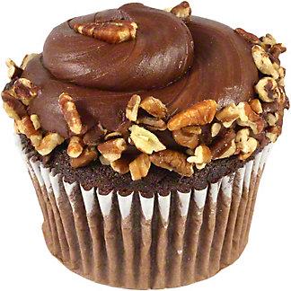Central Market German Chocolate Cupcake, ea