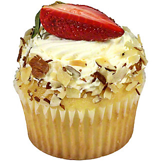 Central Market Strawberry Shortcake Cupcake, ea