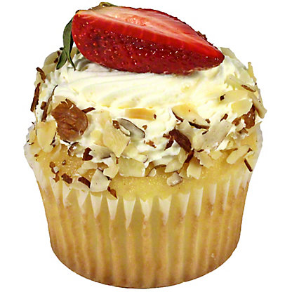 Central Market Strawberry Shortcake Cupcake, ea