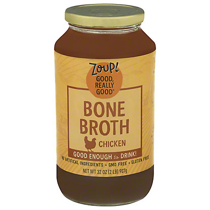 Zoup! Chicken Bone Broth, 31 oz