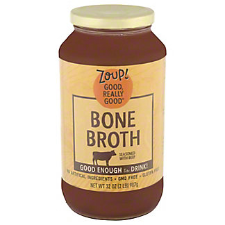 Zoup! Beef Bone Broth, 31 oz