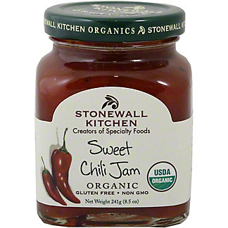 Stonewall Kitchen Organic Sweet Chili Jam, 8.5 oz