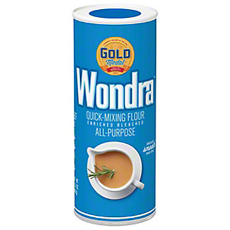 Gold Medal Wondra Quick Mixing Flour All Purpose, 13.50 oz
