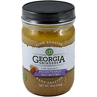 Georgia Grinders Pecan Peanut Butter, 12OZ