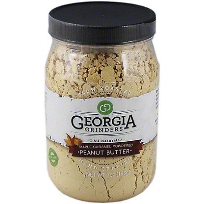 Georgia Grinders Maple Caramel Powdered Peanut Butter, 7OZ
