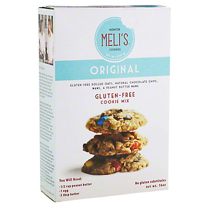 Meli's Monster Cookies Original Gluten Free Mix, 16 oz