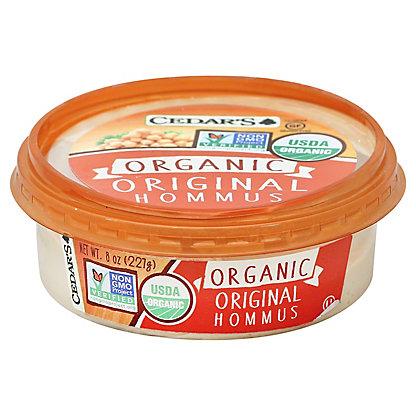 CEDARS Organic Original Hommus, 8 oz