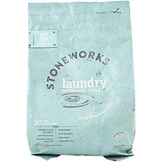 Grab Green Stoneworks Rain Laundry Detergent, 1.65 lb