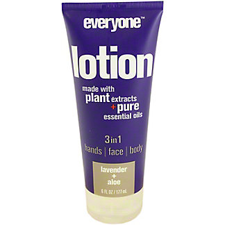 EO Products Lotion Lavender & Aloe,6 OZ