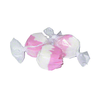 Sweet Candy Strawberry & Cream Salt Water Taffy, Sold by the pound