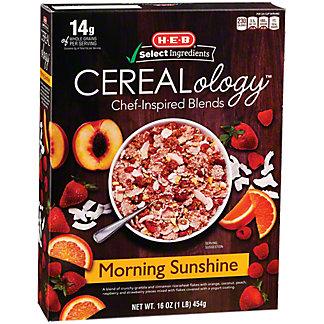 H-E-B Select Ingredients Cerealology Morning Sunshine, 16 oz