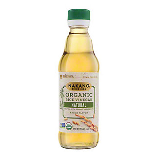 Nakano Organic Natural Rice Vinegar,12 oz