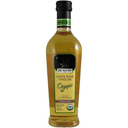 De Nigris Organic White Wine Vinegar,16.9 oz