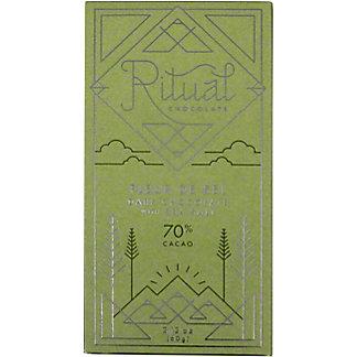 Ritual Fleur De Sel Dark Bar, 2.12 oz