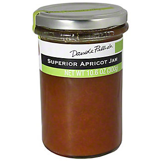Davide Palluda Superior Apricot Jam, 300 g