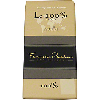 Pralus Madagascar Tablette 100%, 100 g