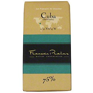Pralus Cuba Tablette 75%, 100 g