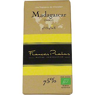 Pralus Madagascar Tablette 75%, 100 g