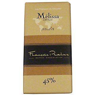 Pralus Melissa Milk Tablette 41%, 100 g