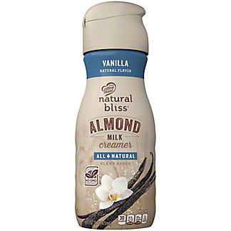 Nestle Coffee-Mate Natural Bliss Vanilla Almond Milk Creamer, 16 oz
