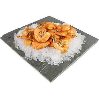 Central Market Cooked Peel-N-Eat Citrus Pepper Shrimp, by lb