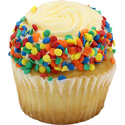 Central Market Birthday Cup Cake, 4.25 oz