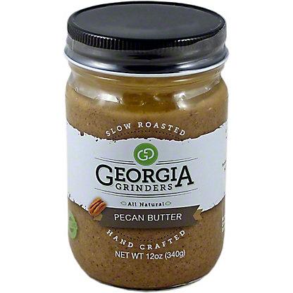 Georgia Grinders Pecan Butter,12OZ